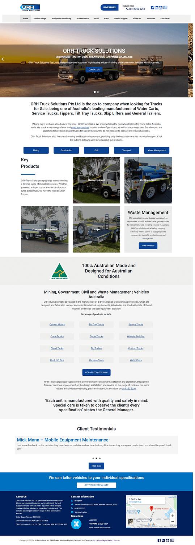 ORH Truck Solutions
