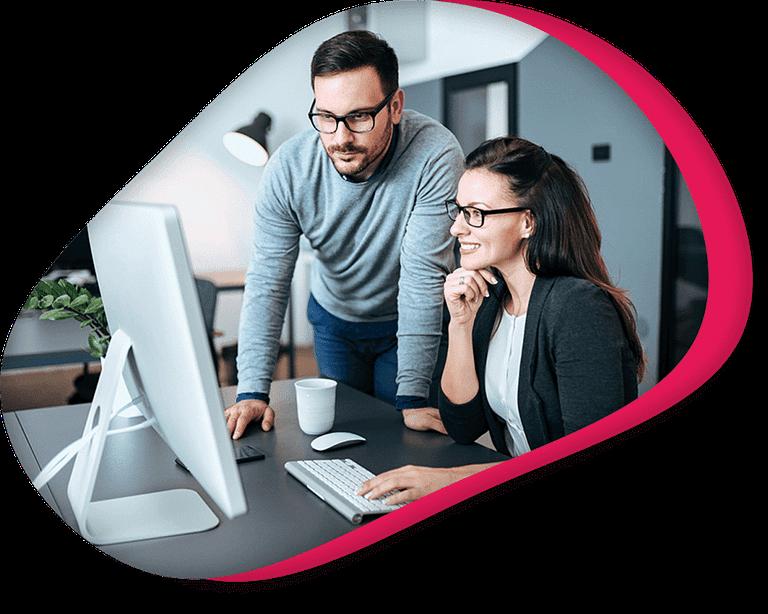 Digital Agency Header