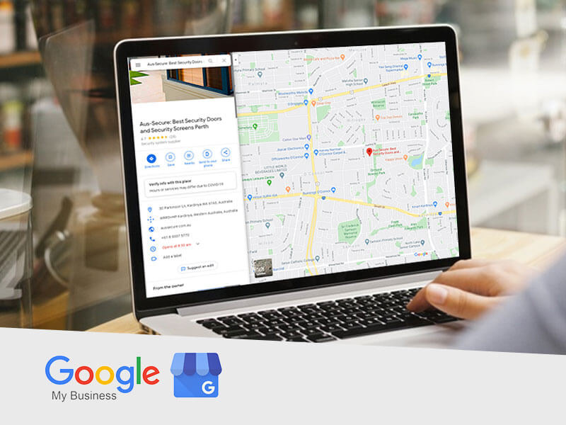 Google My Business Marketing Perth