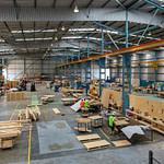 Inside Aussie Crates Business Area