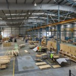 Aussie Crates Factory of timber crates, cases, boxes, and pallets