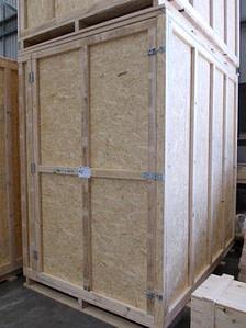 Wooden Boxes - Lift Van for Qube comp