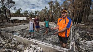 Aussie Crates Helping to Rebuild after Perth Hills Bushfire