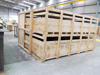 custom crates box