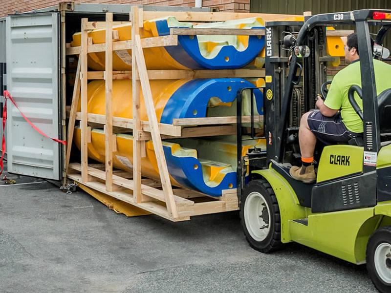Aussie Crates Custom packaging