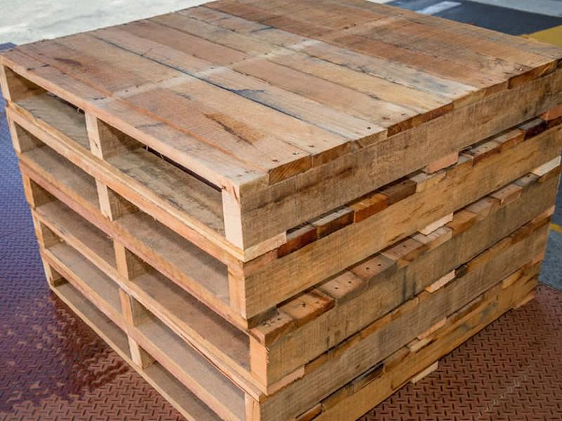 Aussie Crates Hardwood Timber Pallets Perth